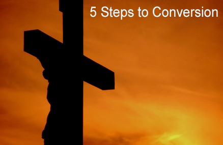 5 Steps to Conversion
