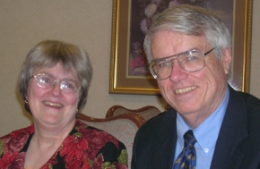 Bill Dodds has kept his wife, Monica, happy on Mother's Day for 36 years..