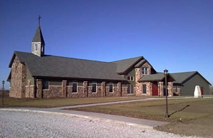 Doug Barry has opened RADIX Camp Gargano, a training site for Catholic men and boys, located in Lincoln, Nebraska.